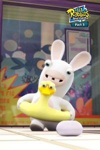 Carátula del juego RABBIDS INVASION - PACK #5 SEASON ONE