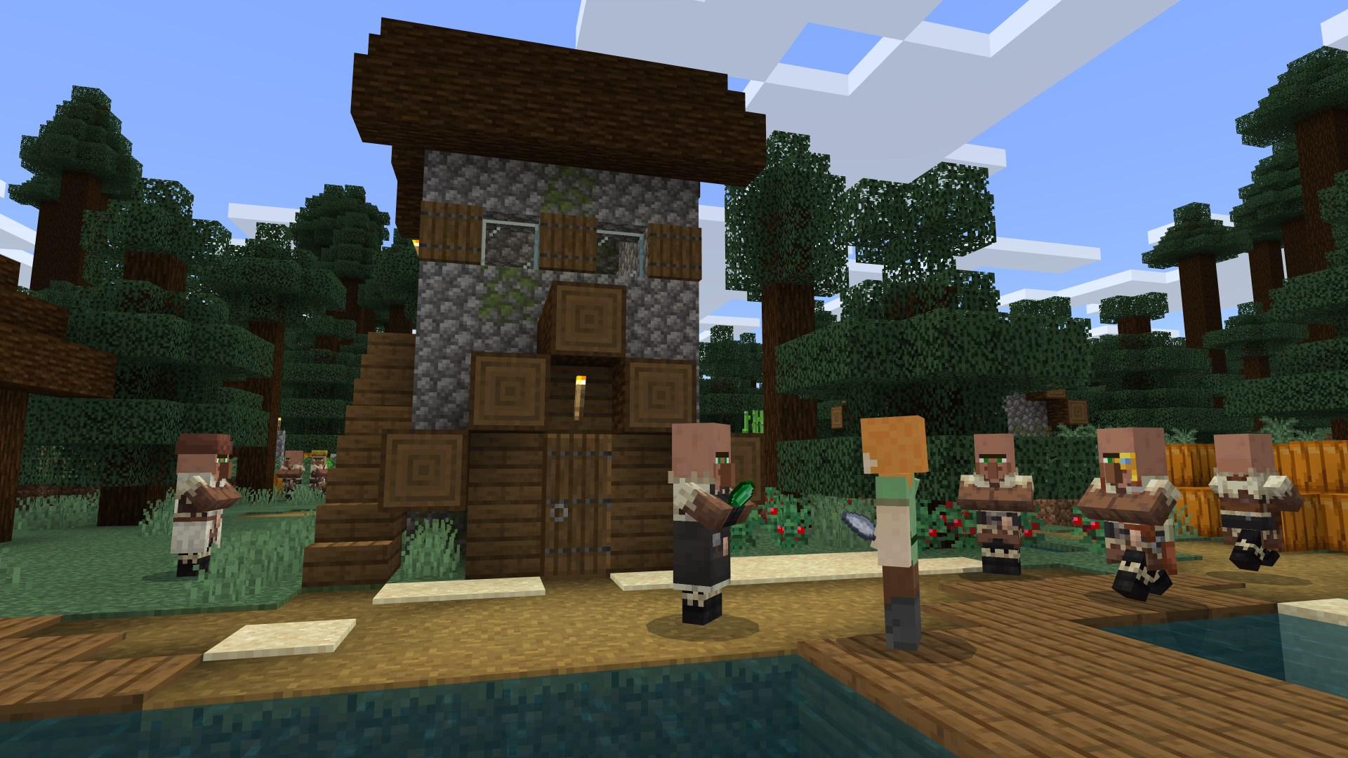 Скриншот №14 к Minecraft Master Collection