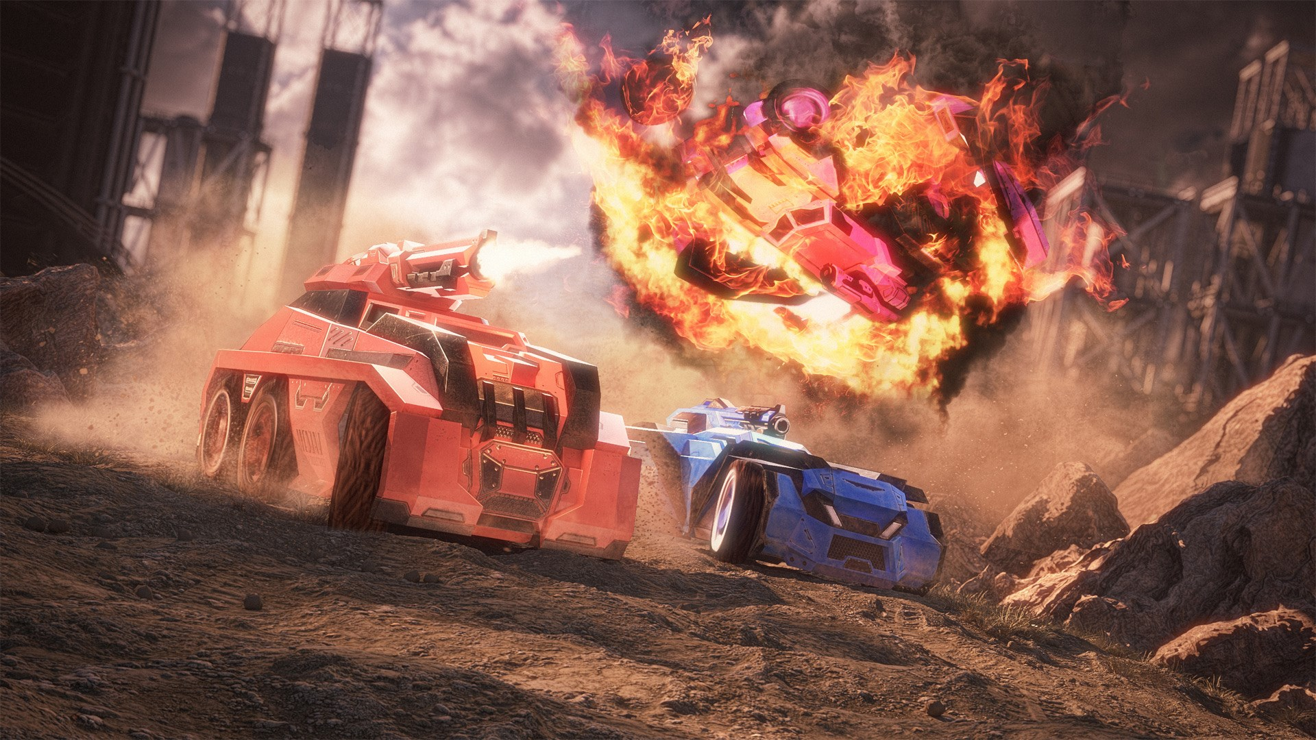 Battle Cars DLC