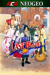 Carátula del juego ACA NEOGEO THE LAST BLADE