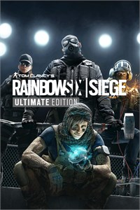 Carátula del juego Tom Clancy's Rainbow Six Siege Ultimate Edition