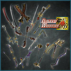DYNASTY WARRIORS 9 Special Weapon Edition Xbox One