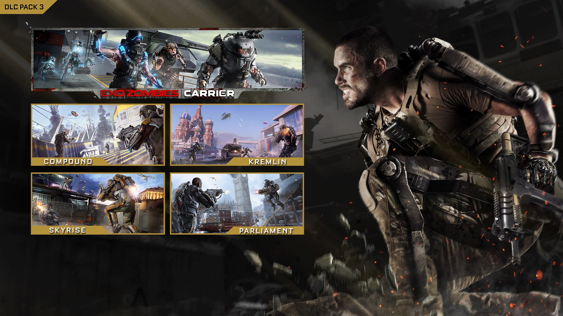 Call of Duty®: Advanced Warfare - Supremacy DLC