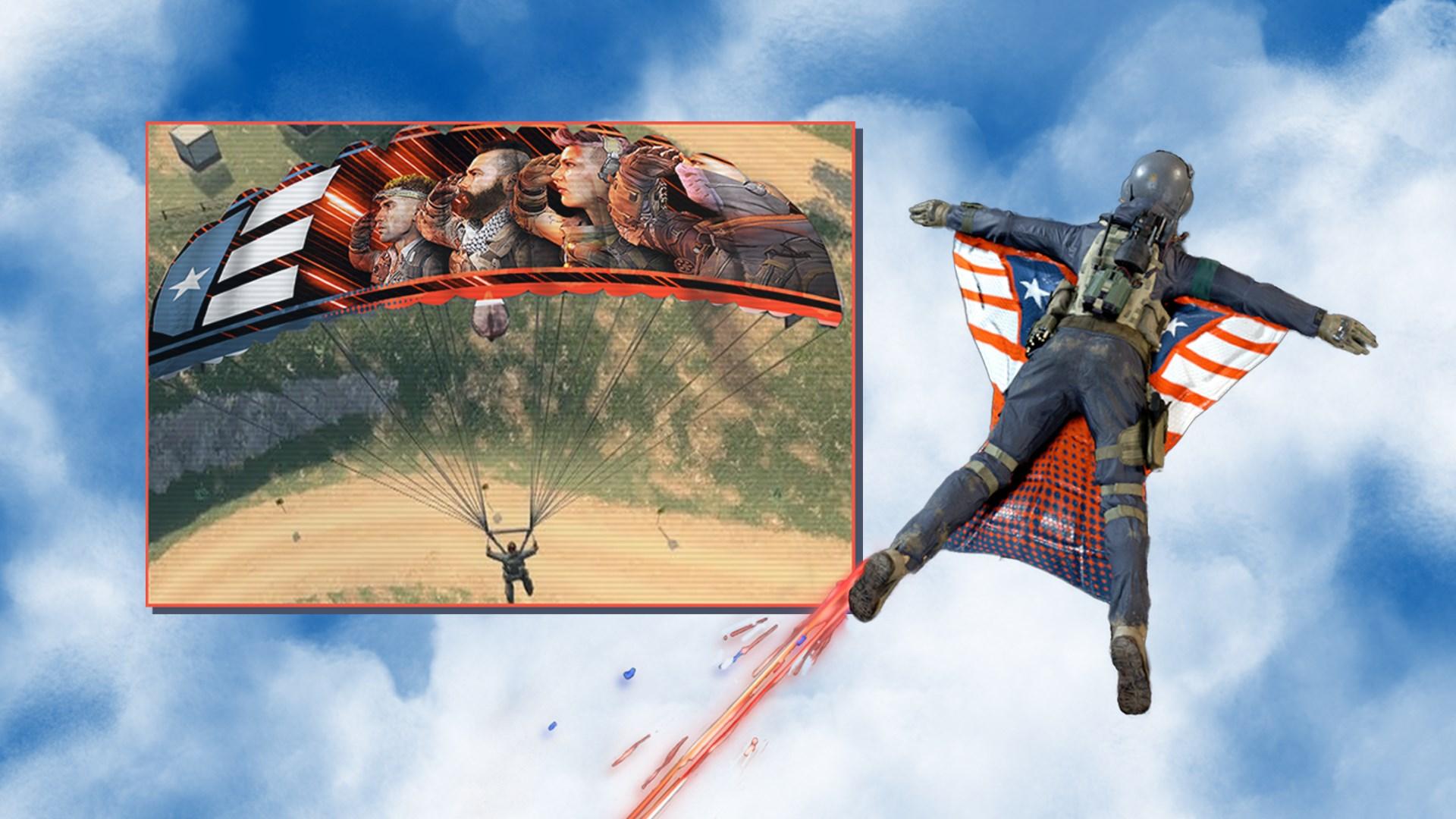 Call of Duty® Black Ops 4 - C.O.D.E. Jump Pack