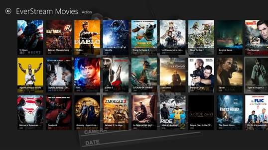 MOVIES WINDOWS POUR EVERSTREAM TÉLÉCHARGER