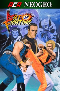 Carátula del juego ACA NEOGEO ART OF FIGHTING