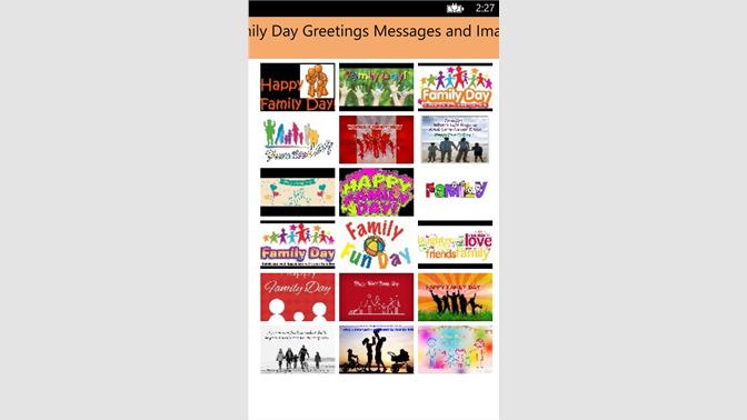 Get family day greetings messages and images microsoft store screenshot 1 screenshot 2 m4hsunfo