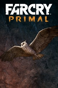 Far Cry Primal - Firtina bulutu baykuş görünümü