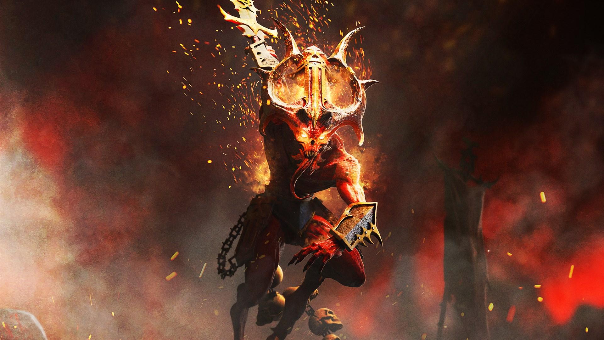 Warhammer: Chaosbane Emote Pack