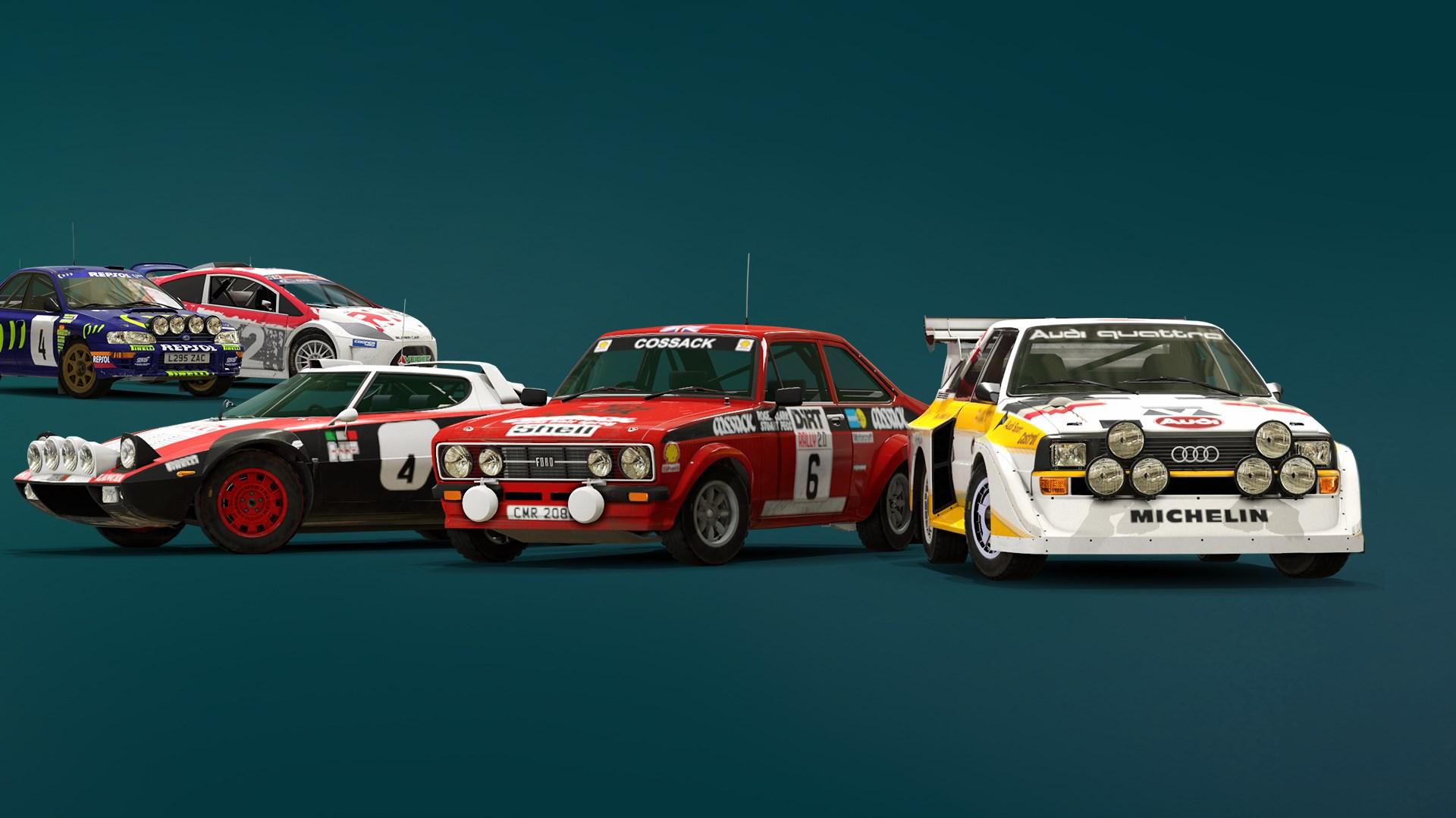 5 Car Variety Pack