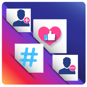 Get Hashtags - For Get Likes , Followers for Instagram , Facebook and