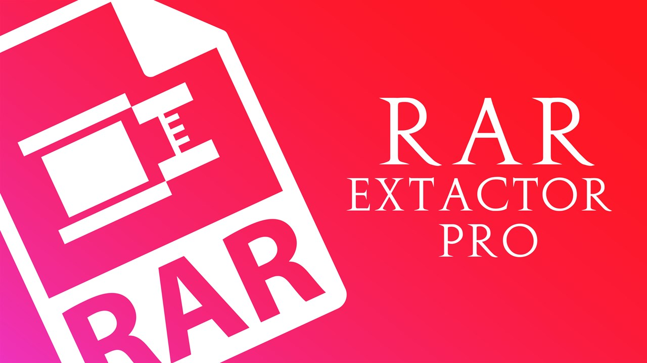 Get Rar Extractor, Rar File Opener, Simple Unrar, Simple Unzip