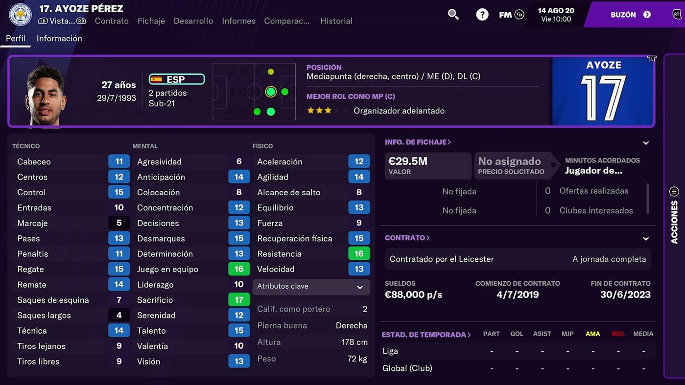 Football Manager 2021 llega a consolas Xbox con mejoras visuales exclusivas de Xbox Series X|S 4