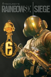 Carátula del juego Tom Clancy's Rainbow Six Siege: Pro League Jäger Set