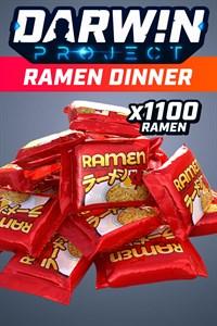 Darwin Project Ramen Dinner