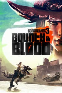 Carátula del juego Borderlands 3: Bounty of Blood