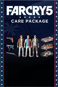 Carátula del juego Far Cry5 Care Package