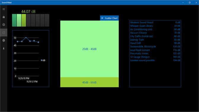 Buy Sound Meter - Microsoft Store