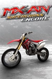 Carátula del juego 2015 Honda CRF 250R MX
