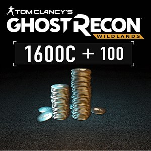Tom Clancy's Ghost Recon® Wildlands – Small Pack 1700 GR Credits Xbox One