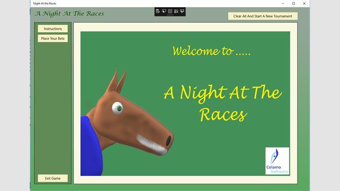 Buy Night At the Races - Microsoft Store en-GB