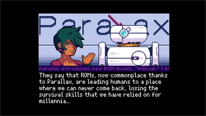 Buy 2064: Read Only Memories - Microsoft Store