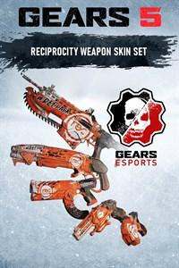Gears 5 eSports: set de equipamiento de Reciprocity