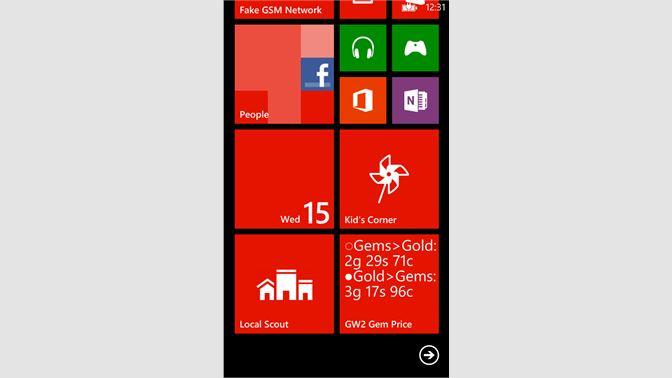Get GW2 Gem Price - Microsoft Store