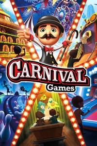 Carátula para el juego Carnival Games de Xbox 360