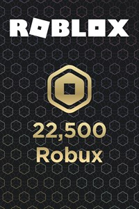 22,500 Robux for Xbox
