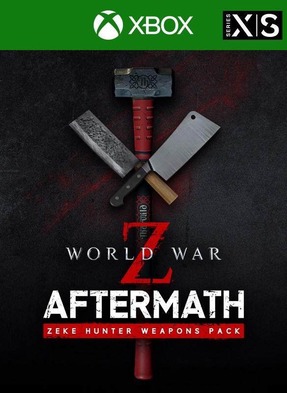 World War Z: Aftermath - Zeke Hunter Weapons Pack