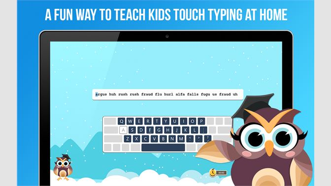 Get Master of Typing for Kids - Microsoft Store