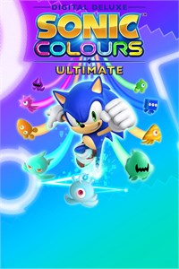 Sonic Colors: Ultimate доступна для предзаказа на Xbox