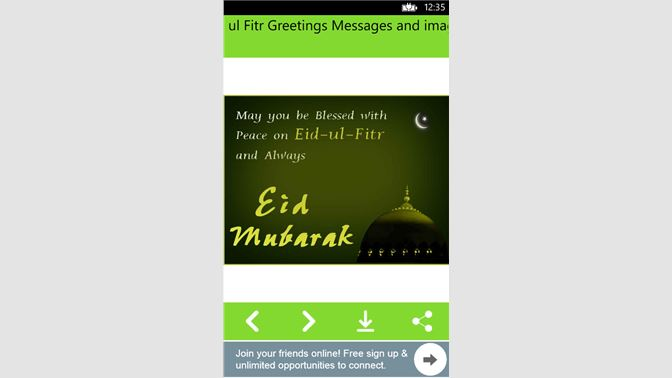 Get eid ul fitr greetings messages and images microsoft store screenshot screenshot screenshot screenshot screenshot m4hsunfo