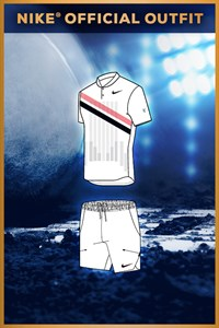 Carátula del juego Tennis World Tour - Nike Official Outfit