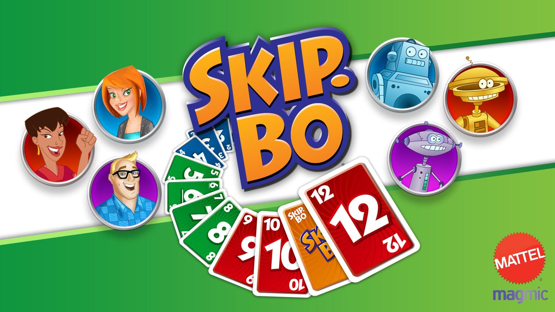 Skip Bo App