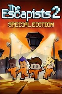 Carátula para el juego The Escapists 2 Special Edition de Xbox 360