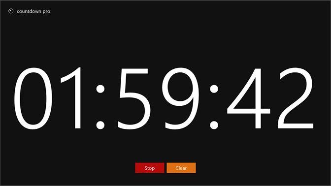 get countdown pro microsoft store