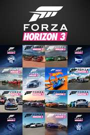 Carátula del juego Forza Horizon 3 Complete Add-Ons Collection