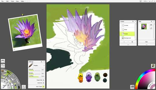 ArtRage Lite screenshot 3