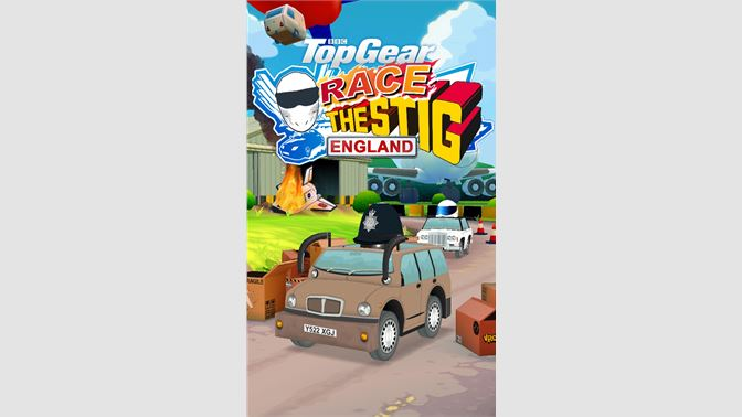 Get Top Gear : Race the Stig - Microsoft Store