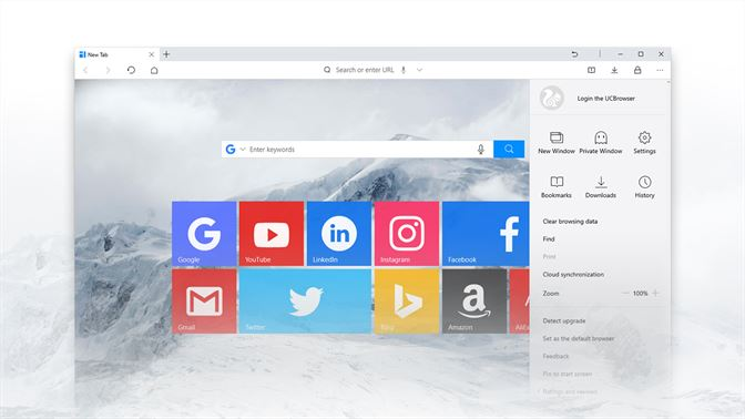 Get UCBrowser UWP - Microsoft Store