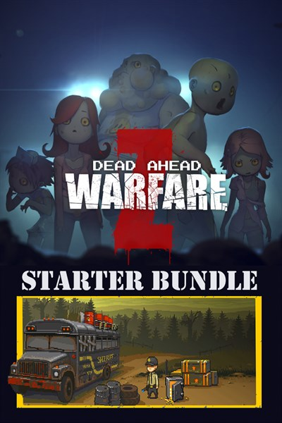 DEAD AHEAD:ZOMBIE WARFARE Starter Bundle