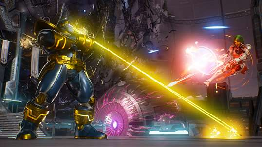 MARVEL VS. CAPCOM: INFINITE screenshot 5