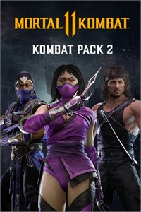 Carátula del juego Mortal Kombat 11 Kombat Pack 2