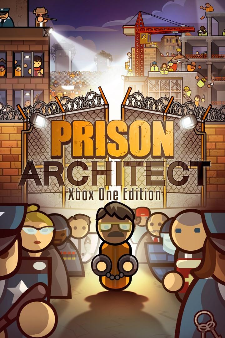 Prison Architect: Xbox One Edition imagem da caixa