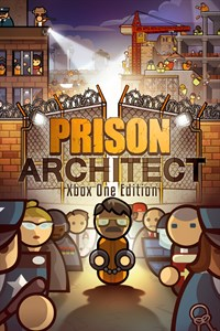 Caratula del juego Prison Architect: Xbox One Edition