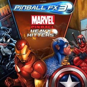 Pinball FX3 - Marvel Pinball: Heavy Hitters Xbox One