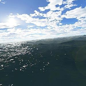 Ocean 3D Live Wallpaper
