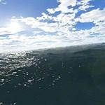 Ocean 3D Live Wallpaper Logo